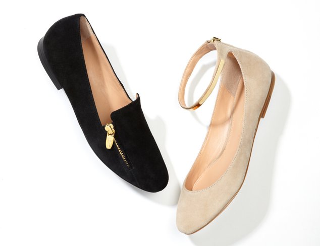 The Low Down Flats & Oxfords at MYHABIT