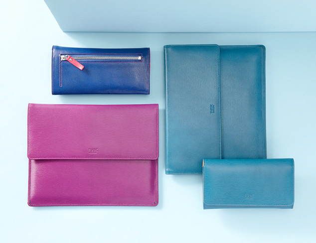 Tusk Leather Accessories at MYHABIT