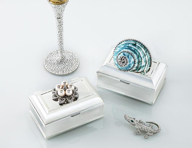Bejeweled Elegance Isabella Adams at MYHABIT