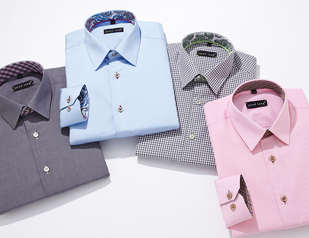 Classic Button-Ups feat. Jared Lang at MYHABIT