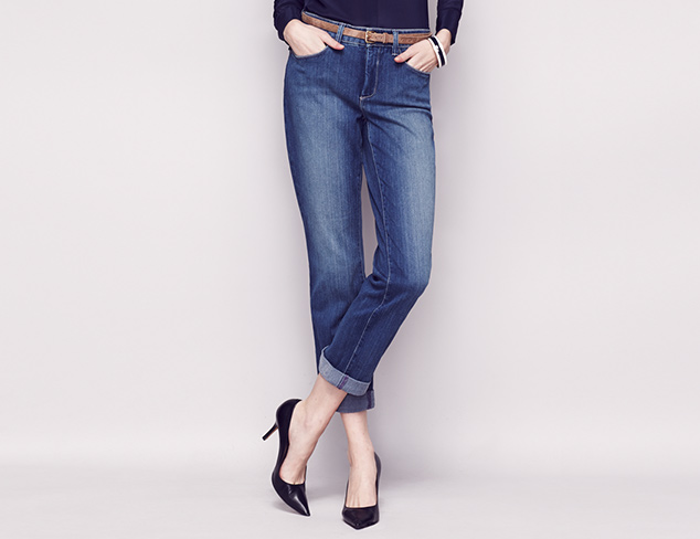 Denim Shop Straight, Bootcut & Boyfriend at MYHABIT