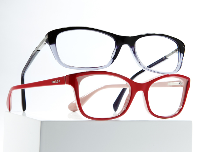 Designer Optical feat. Prada at MYHABIT