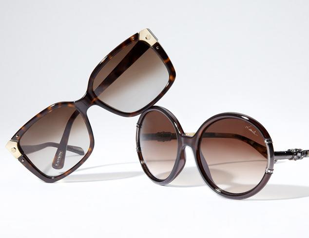 Designer Sunglasses feat. Lanvin at MYHABIT