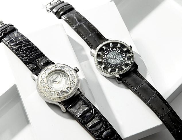 Designer Watches feat. Rochas Paris at MYHABIT