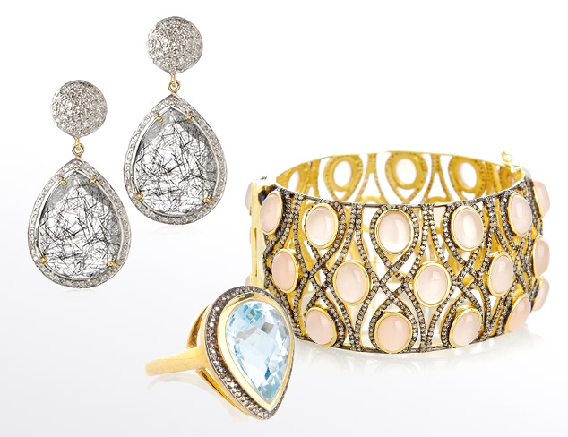 Fine Jewelry feat. Rivka Friedman at MYHABIT