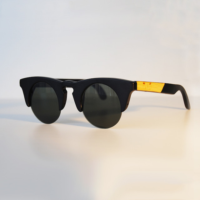Gufo Owl 1 Black Limited Edition Sunglasses
