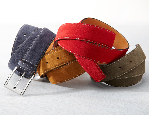 Leone Braconi Belts at MYHABIT