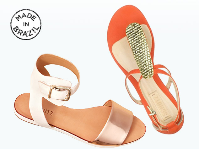 Made in Brazil Summer Sandals at MYHABIT