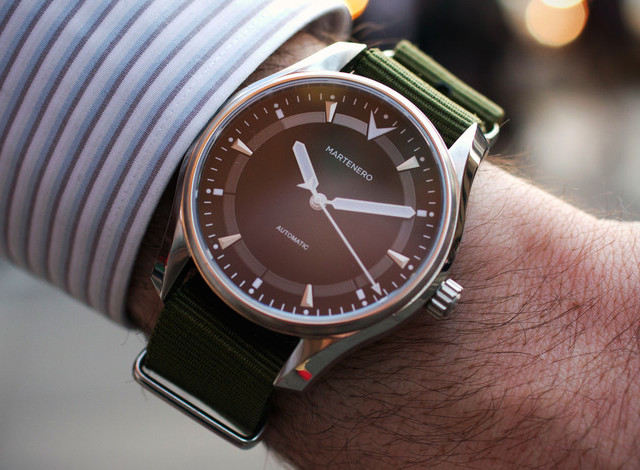 Martenero Customized Automatic Watches