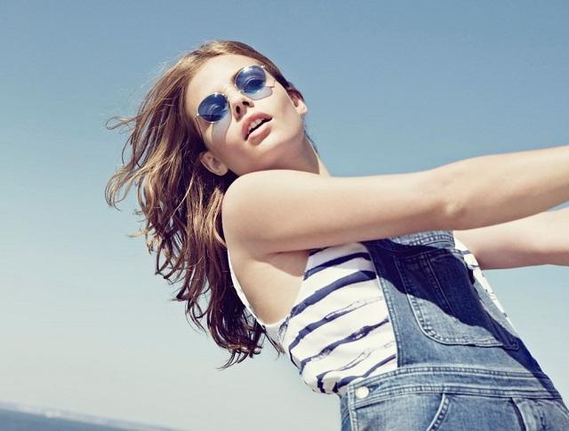 MiH Jeans Spring Summer 2014 Lookbook