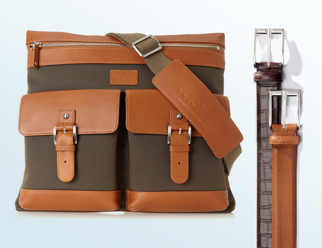 Office Ready Belts, Bags & More at MYHABIT
