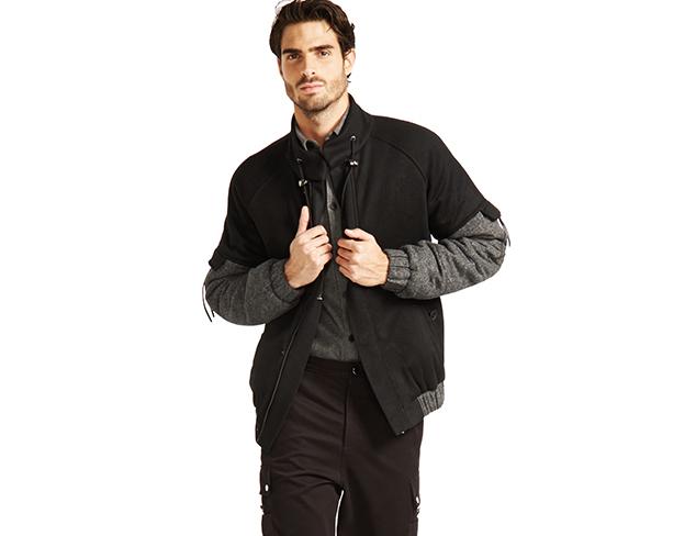 Rocker Edge Leather & Bomber Jackets at MYHABIT