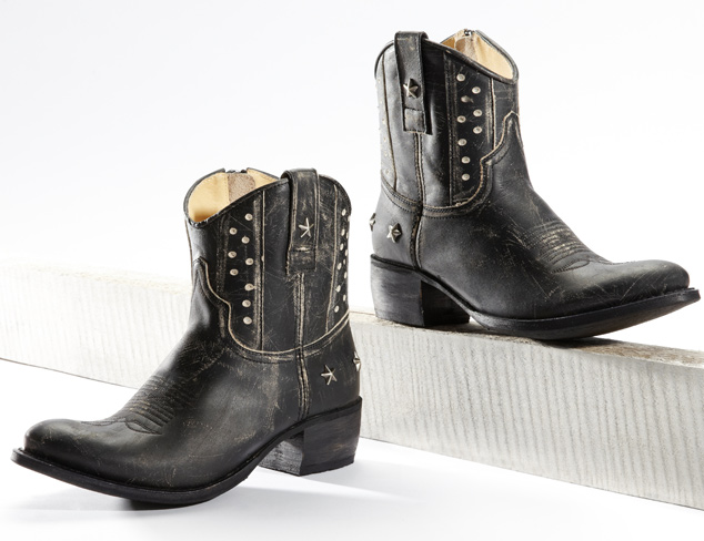 Southwest Chic Boots & Bags at MYHABIT