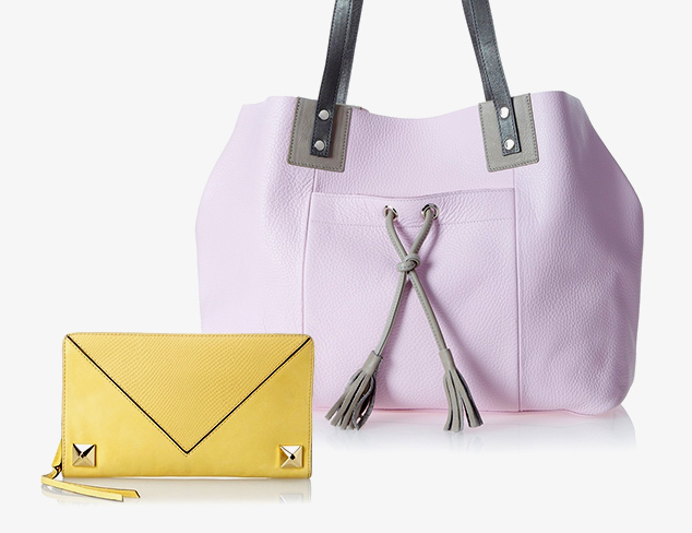 Spring Pastels Handbags & Accessories at MYHABIT