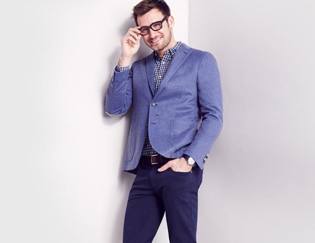 Tailored Sportswear feat. Peter Elliot at MYHABIT