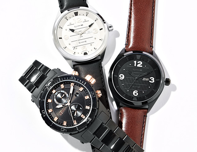 The Sophisticated Watch at MYHABIT