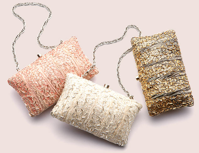 The Wedding Party Evening Bags at MYHABIT