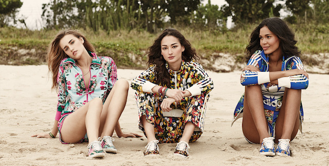 adidas Originals x Farm Spring:Summer 2014 Lookbook_4