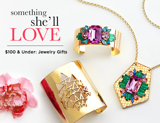 $100 & Under Jewelry Gifts at MYHABIT
