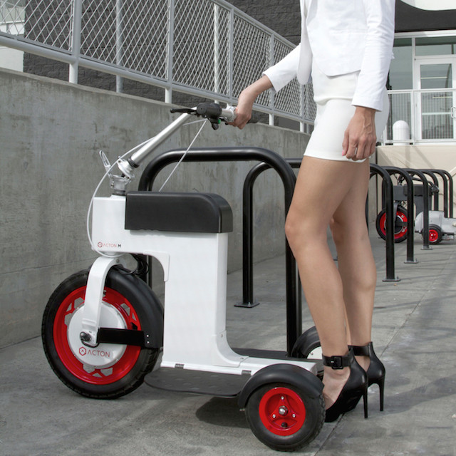 ACTON M MX Electric Scooter_1