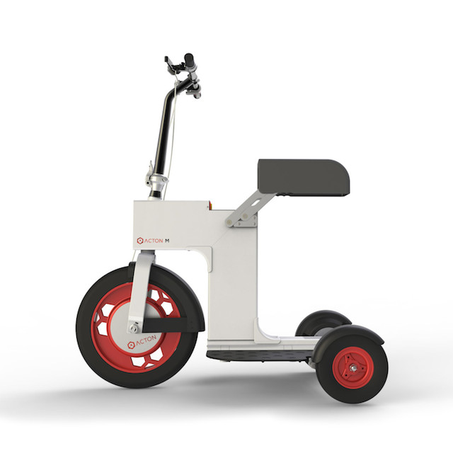 ACTON M MX Electric Scooter_3