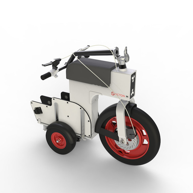 ACTON M MX Electric Scooter_4