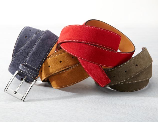 Belts feat. Leone Braconi at MYHABIT