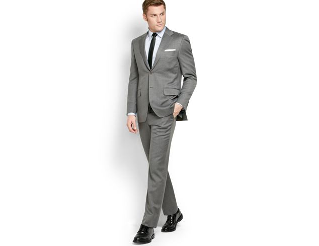 Dressed to Impress Designer Suits at MYHABIT