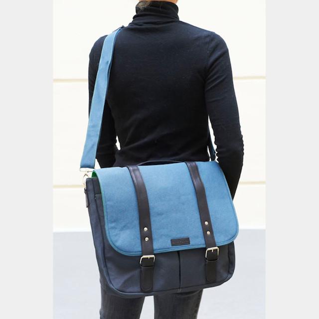 Entre 2 Rétros Messenger Bag_1