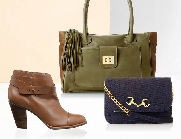Equestrian Chic Boots, Bags & More at MYHABIT