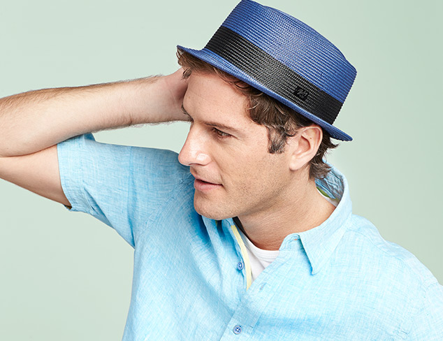 Hats by Bailey of Hollywood at MYHABIT