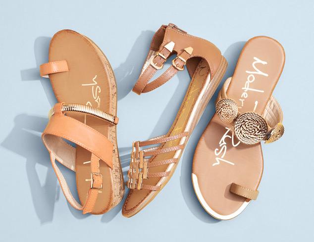 Just In Sandals Under $50 at MYHABIT