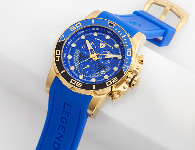 Sporty Watches Invicta & More at MYHABIT