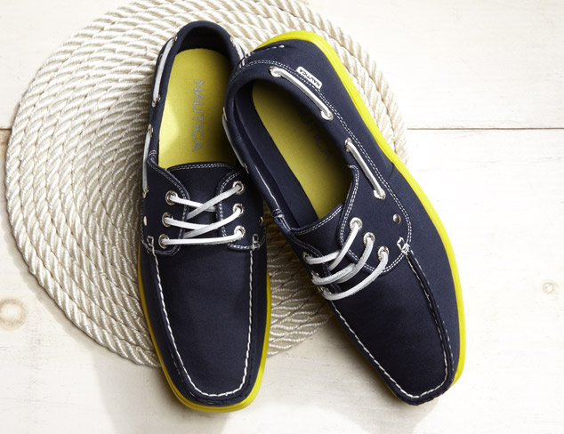 Style Staple Boat Shoes at MYHABIT
