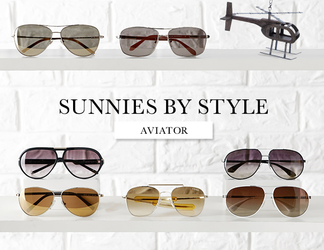Sunnies by Style Aviator at MYHABIT