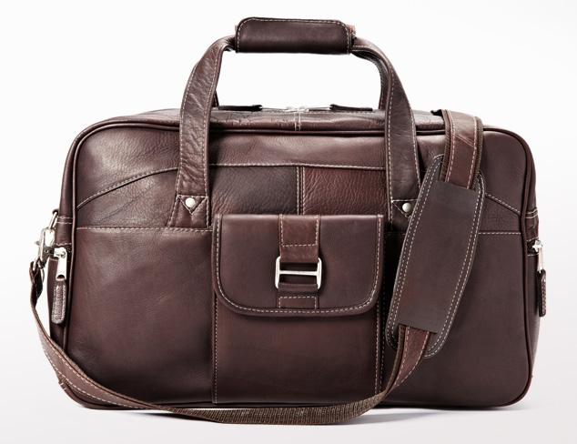 Weekend Checklist Duffle Bags at MYHABIT