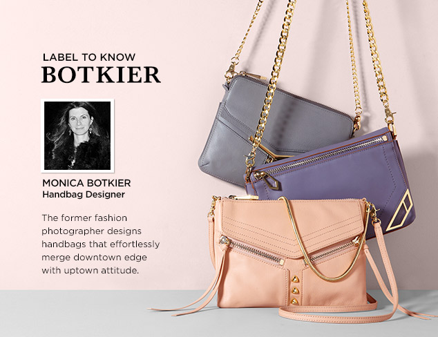 botkier Handbags at MYHABIT