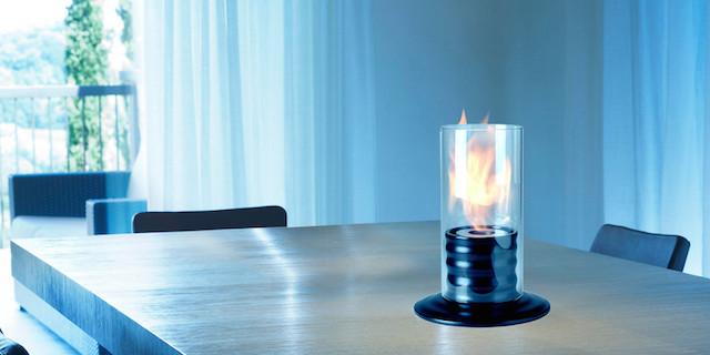 Acquaefuoco Italian Ceramic Bio-Ethanol Fireplaces