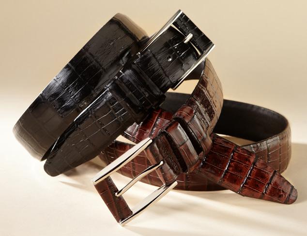 Denim-Friendly Belts at MYHABIT