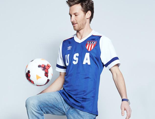 For Soccer Fans Umbro at MYHABIT