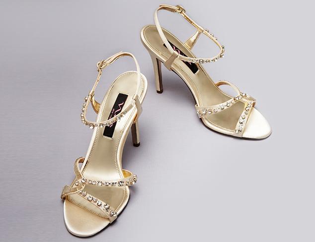 Glitz & Glam Party Shoes at MYHABIT