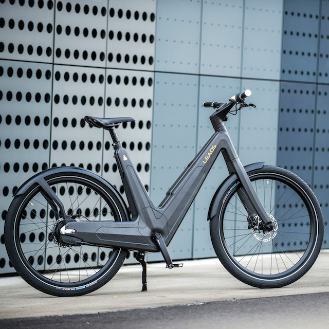 Leaos Advanced Electric Bikes