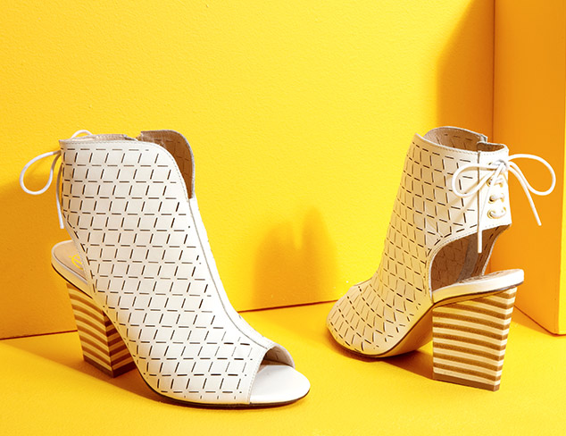 New Shoe Styles feat. DV by Dolce Vita at MYHABIT