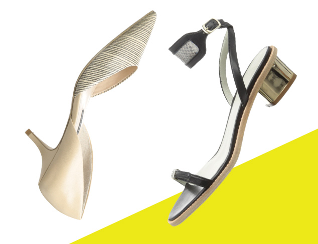 Shop by Height Low & Mid-Heels at MYHABIT