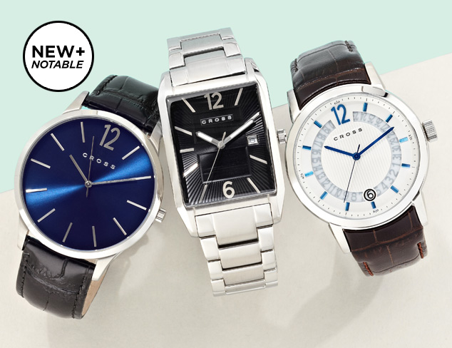 Watches by Cross at MYHABIT