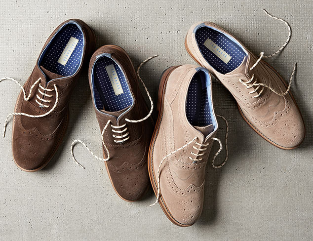 Weekend Style Casual Oxfords at MYHABIT