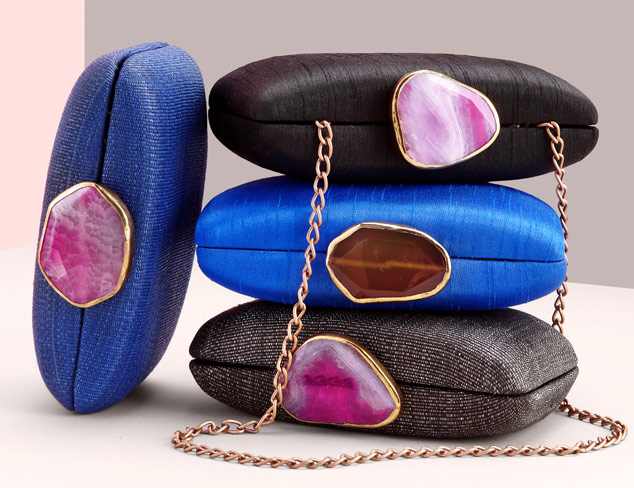 Whimsical Clutches feat. KAYU at MYHABIT