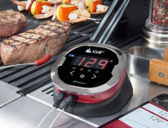 iDevices iGrill2 Bluetooth Grilling Thermometer