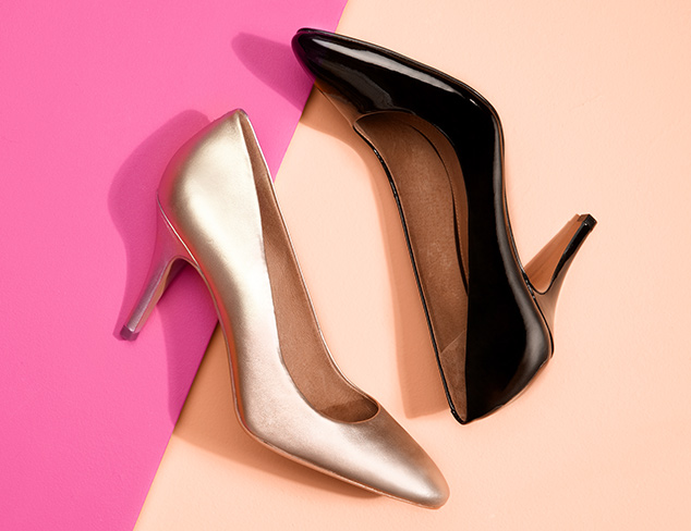 Chic Stilettos: Sandals & Pumps at MYHABIT