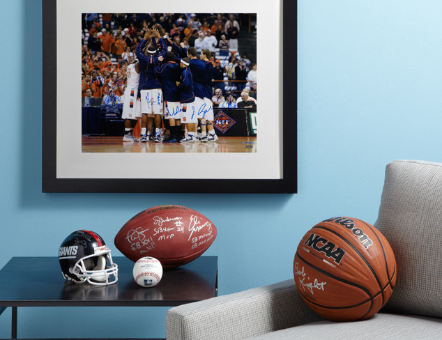 For Dad Steiner Sports Memorabilia at MYHABIT
